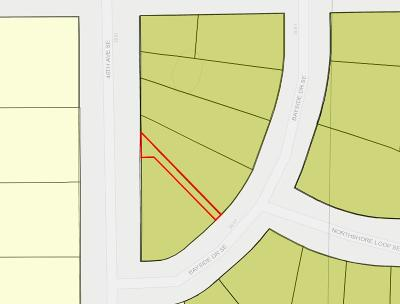 Residential Lots & Land For Sale: Bayside Drive SE