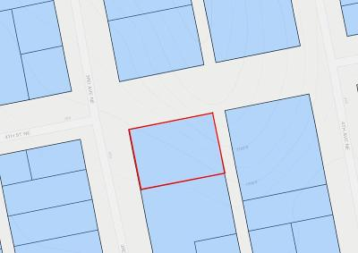 Residential Lots & Land For Sale: 410 3rd Avenue NE