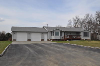Linton Single Family Home For Sale: 8078 Highway 83