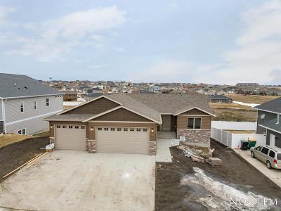 Bismarck Single Family Home For Sale: 4814 Hudson Street
