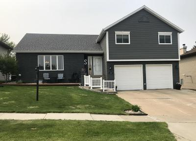 Bismarck Single Family Home For Sale: 2409 Grant Dr