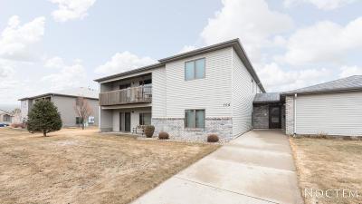 Bismarck Condo/Townhouse For Sale: 705 Bridgeport Drive #2