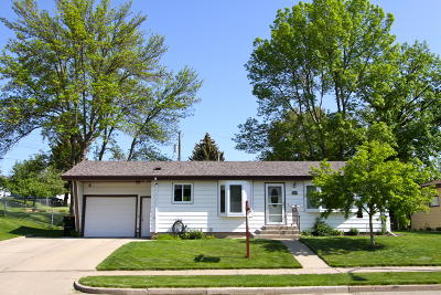 Bismarck Single Family Home For Sale: 2510 Kimberly Avenue