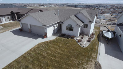 Bismarck Single Family Home For Sale: 1861 Harding Place