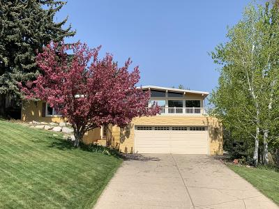 Bismarck Single Family Home For Sale: 1235 E Highland Acres Road
