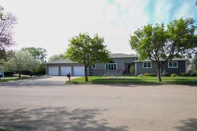 Bismarck Single Family Home For Sale: 1701 Montego Drive