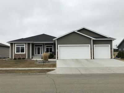 Bismarck Single Family Home For Sale: 3502 Chisholm Trail