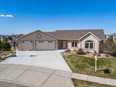 Bismarck Single Family Home For Sale: 830 Stagecoach Circle