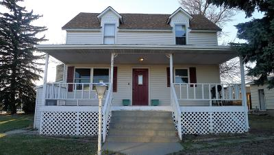 Washburn Single Family Home For Sale: 206 6th Street