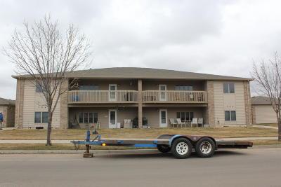 Bismarck Condo/Townhouse For Sale: 704 Bridgeport Drive #7