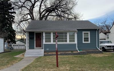 Single Family Home For Sale: 818 10th Street