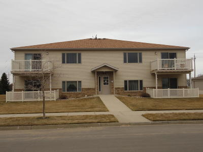 Bismarck Condo/Townhouse For Sale: 872 San Angelo Drive #1