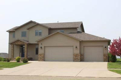 Bismarck Single Family Home For Sale: 3038 Clairmont Road