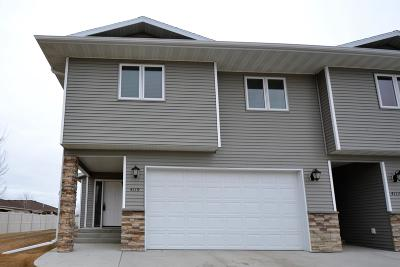 Mandan Condo/Townhouse For Sale: 4119 Shoal Loop SE