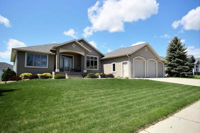 Bismarck Single Family Home For Sale: 2720 Promontory Drive