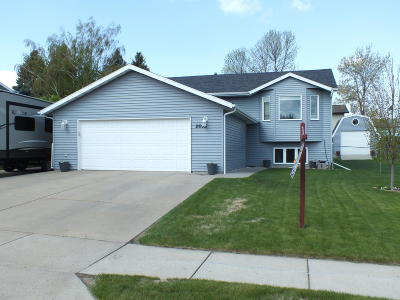 Mandan Single Family Home For Sale: 2605 9th Avenue NW
