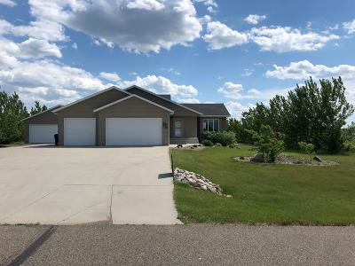 Bismarck Single Family Home For Sale: 5501 Woodrow Drive