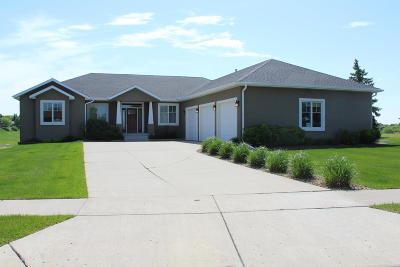Bismarck Single Family Home For Sale: 2747 Promontory Drive