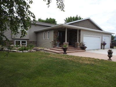 Bismarck Single Family Home For Sale: 9410 Plainview Drive