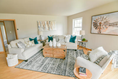 Bismarck Single Family Home For Sale: 1111 Mandan Street