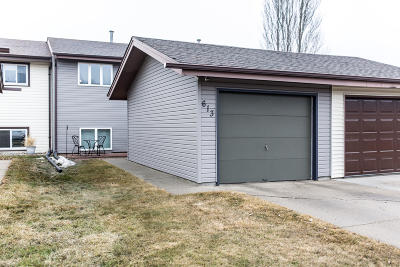 Bismarck Condo/Townhouse For Sale: 613 N 35th Street