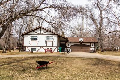 Bismarck Single Family Home For Sale: 500 Glenwood Drive