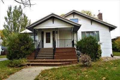 Washburn Single Family Home For Sale: 516 Main Avenue