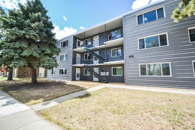 Bismarck Condo/Townhouse For Sale: 1026 3rd Street #13