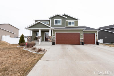 Bismarck Single Family Home For Sale: 4209 High Creek Road