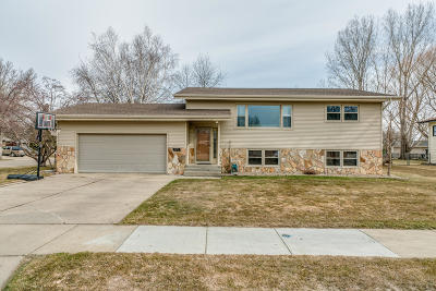 Bismarck Single Family Home For Sale: 1527 East Omaha Drive