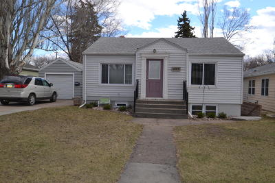Bismarck Single Family Home For Sale: 203 Cheyenne Avenue