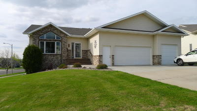 Single Family Home For Sale: 918 Dodge Circle
