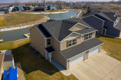 Mandan Single Family Home For Sale: 2104 Marina Road SE