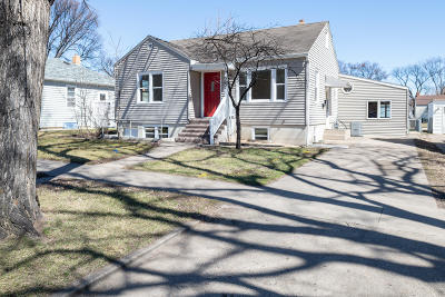 Bismarck Single Family Home For Sale: 917 11th Street N