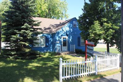 Bismarck Single Family Home For Sale: 718 Washington Street