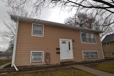 Bismarck Single Family Home For Sale: 610 N 18th Street