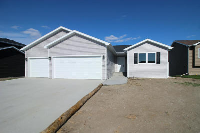 Bismarck Single Family Home For Sale: 4817 Weyburn Drive
