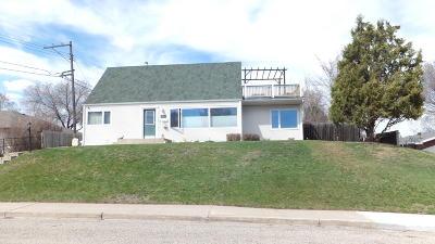 Bismarck Single Family Home For Sale: 1414 Hanaford Avenue