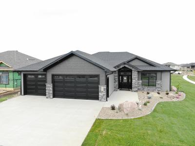 Bismarck Single Family Home For Sale: 1004 Community Loop