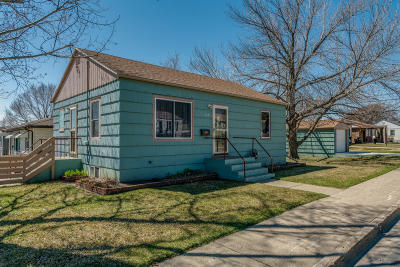 Bismarck Single Family Home For Sale: 1001 Riverview Avenue