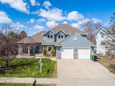 Bismarck Single Family Home For Sale: 1741 Montego Drive