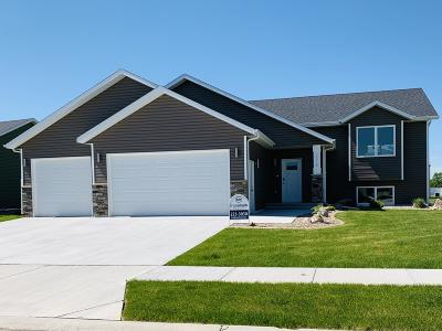 Bismarck Single Family Home For Sale: 3818 Leighton Drive