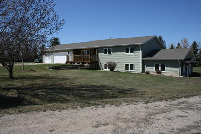 Bismarck Single Family Home For Sale: 9520 Plainview Drive