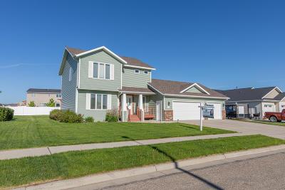 Bismarck Single Family Home For Sale: 5208 Mellowsun Drive