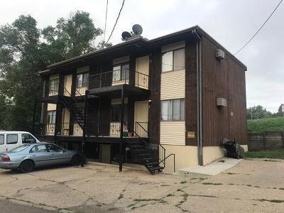 Mandan Multi Family Home For Sale: 802 8th Avenue NW