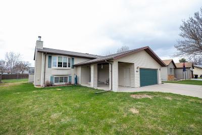 Bismarck Single Family Home For Sale: 1616 Portland Drive