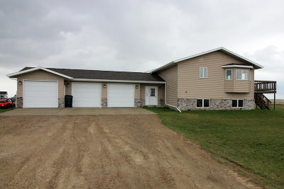 Bismarck Single Family Home For Sale: 1110 Meadow Run Drive