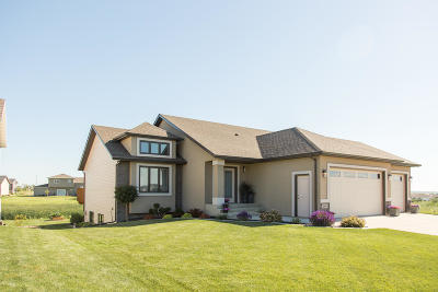 Bismarck Single Family Home For Sale: 508 Granite Drive