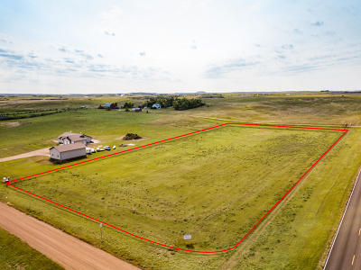 Mandan Residential Lots & Land For Sale: On James Drive