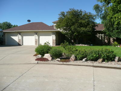 Bismarck Single Family Home For Sale: 1531 Mutineer Place